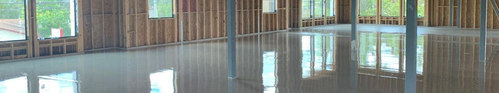Floor Underlayment - complete