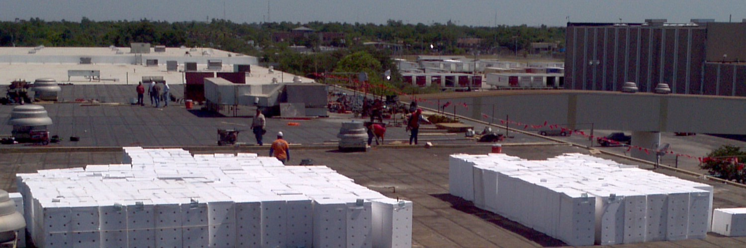 Featured Project: Macy's Warehouse Reroofing