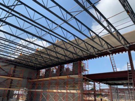 Guajardo Elementary Roofing
